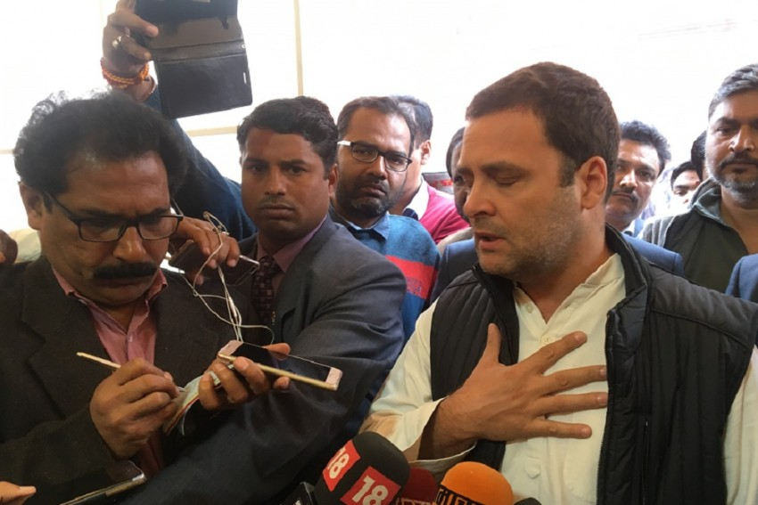 Very Good Result For Us, It's Ok That We Lost But We Could Have Won, Says Rahul Gandhi