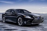 Lexus LS 500h Launching On January 15