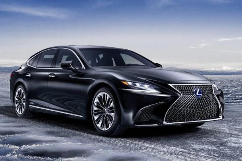 Lexus LS 500h Launching On January 15