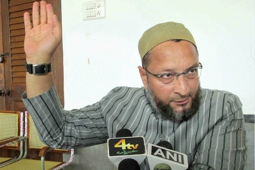 Congress Has No Strategy Or Stamina To Fight against PM Modi, Says Owaisi