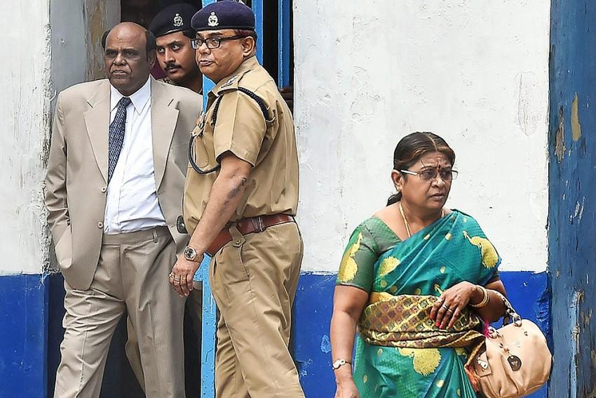 Former Calcutta HC Judge Karnan Released From Jail After 6 Months