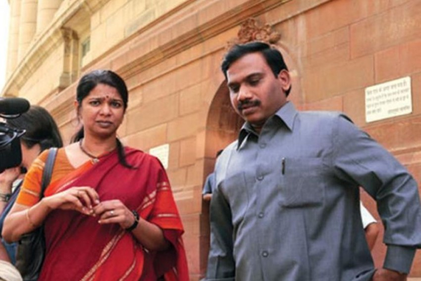 2G Scam Verdict: A Raja, Kanimozhi Acquitted By Special CBI Court