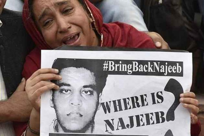 We Have No Option But To Be Patient: High Court Tells Missing JNU Student Najeeb's Mother