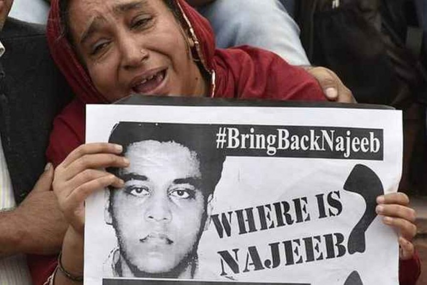 Be Patient, CBI Is Probing The Case, Delhi High Court Tells Mother Of JNU Student Najeeb Missing For Over A Year