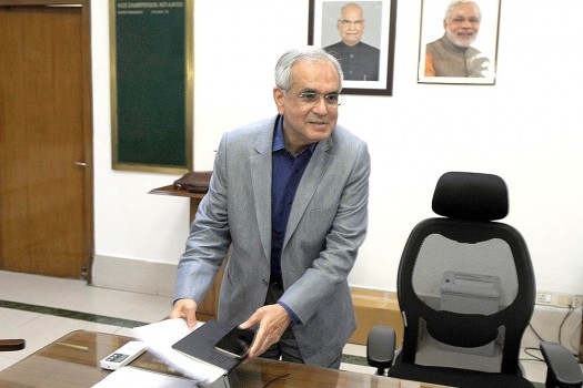 Agriculture Has Become Backward, Govt Not Meeting Aspirations Of Youth, Says NITI Aayog VC