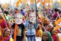 BJP Retains Sikandra Assembly Seat Of Phoolan Devi Fame
