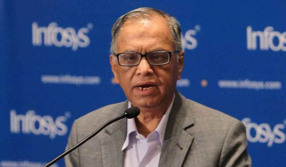 Don't Be So Greedy, Narayana Murthy Tells Senior IT Management Leaders