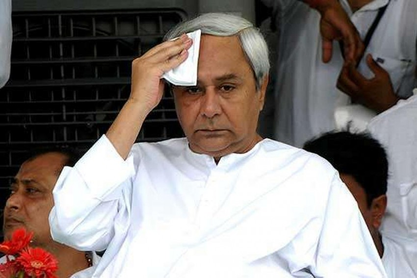 Anti-Brahmin Remark: Patnaik Removes Rout From Party Vice-President Post