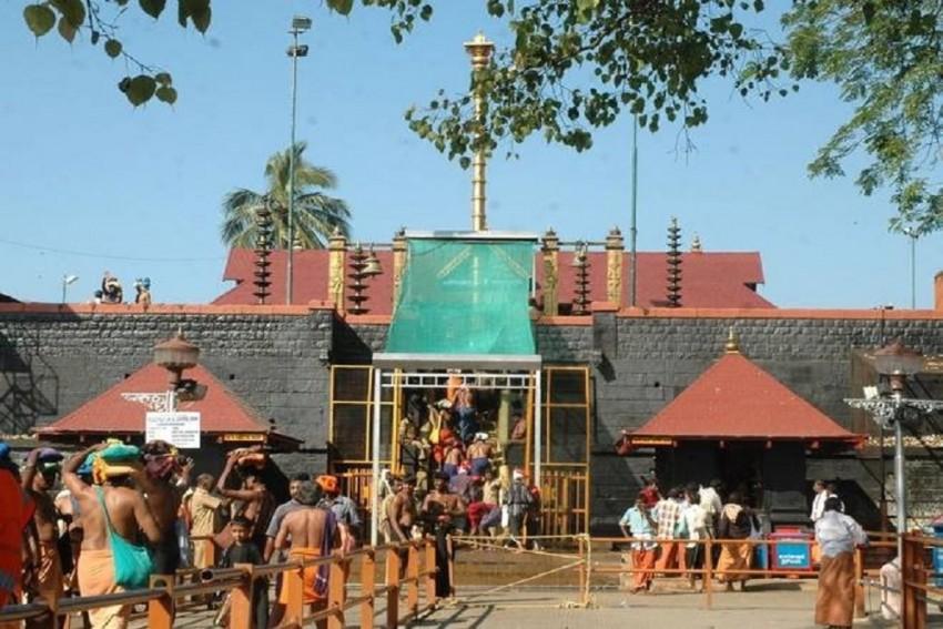 Telangana Pilgrims Arrested For Carrying Gun, Liquor Near Sabarimala Temple