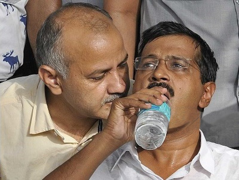 Not Inviting Kejriwal To Magenta Line Inauguration Insult Of Delhi People, Alleges Sisodia
