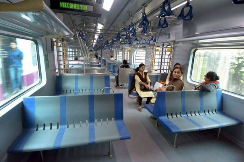 Country's First AC Local Train Starts In Mumbai, Ride To Cost Rs 2,040 A Month