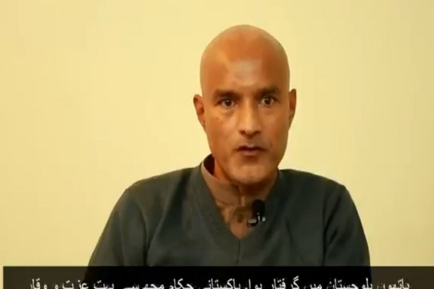 'I Crossed From Iran To Pakistan While Working With RAW': Islamabad Releases Kulbhushan Jadhav's 'Confessional' Video