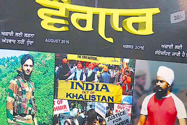 Magazine Hailing Killed Militant Burhan Wani On Sale At Jor Mela, Sparks Controversy