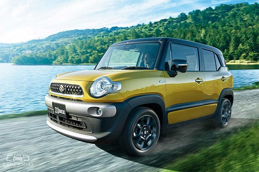 The Quirky-Looking Suzuki XBee Goes On Sale In Japan!