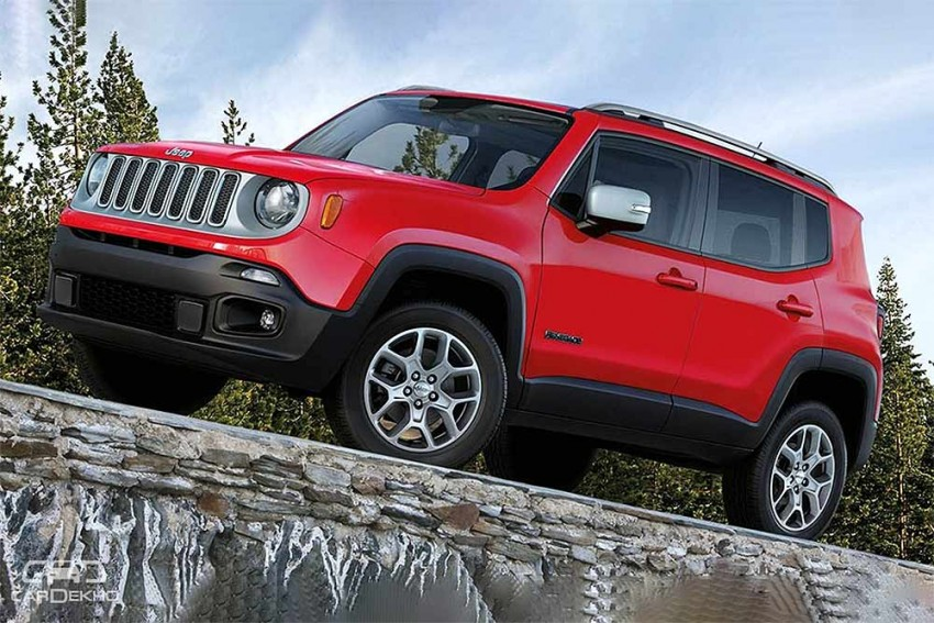 2019 Jeep Renegade Leaked, Will It Come To India?