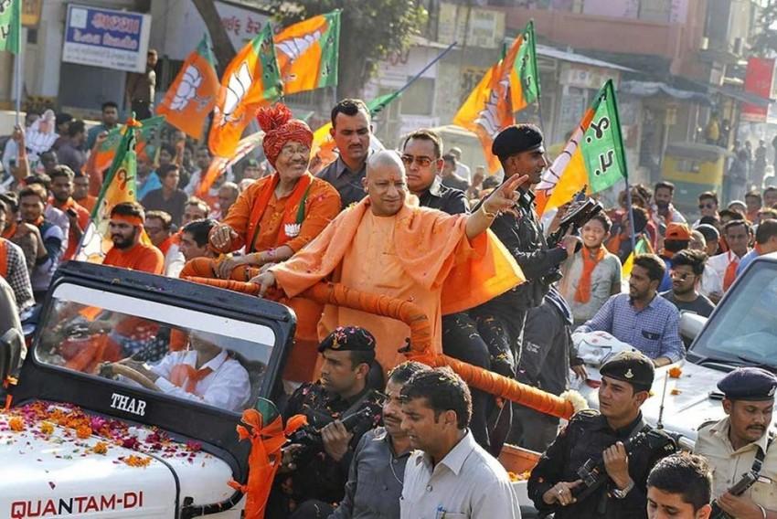Yogi Govt Withdraws 22-Year-Old Case Of Defying Prohibitory Orders Against Yogi Adityanath