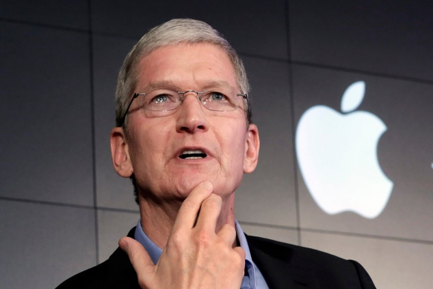 Whether He Likes It Or Not, Apple CEO Tim Cook  'Must Now Fly On Private Aircraft'