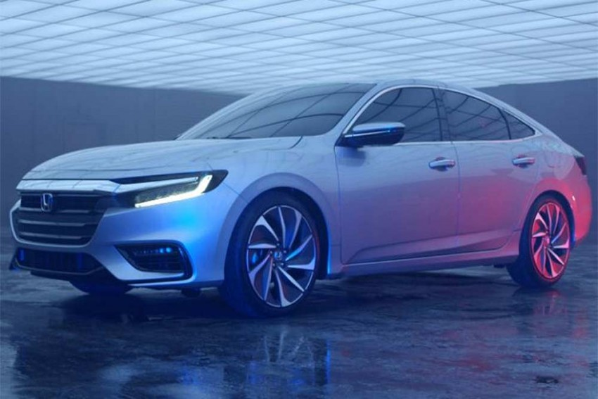 Honda To Unveil Insight Prototype At 2018 NAIAS