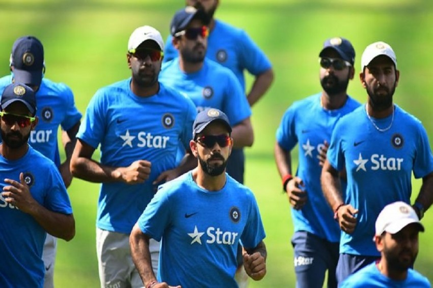 Team India Leaves For South Africa Tournament, Coach Ravi Shastri Says 'Team Is Ready To Take The Challenge'