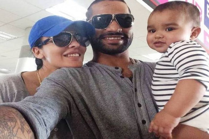 Shikhar Dhawan Left Fuming After Wife, Kids Not Allowed To Board Flight To South Africa, Emirates Airline Denies Allegations
