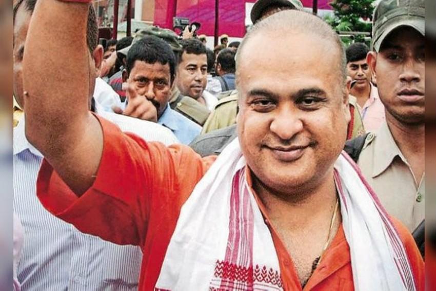 BJP's Himanta Biswa Sarma Threatens To Send Tripura CM Manik Sarkar To Bangladesh