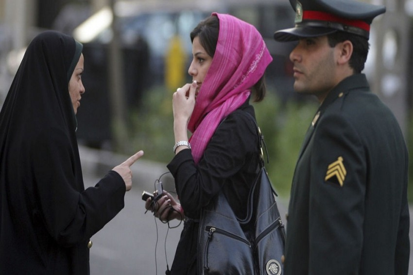 Women Will No Longer Be arrested For Violating 'Islamic' Dress Code: Tehran Police