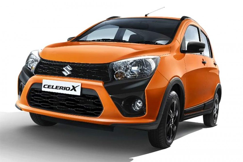 Maruti Suzuki CelerioX Launched At Rs 4.57 Lakh