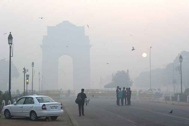 Air Quality Worsens Again, Pollution 'Severe' In Many Parts Of Delhi