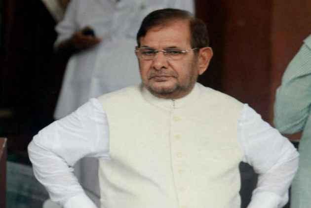 Rebel JD(U) Leaders Sharad Yadav, Ali Anwar Disqualified From Rajya Sabha, Yechury Questions Chairman's Alacrity