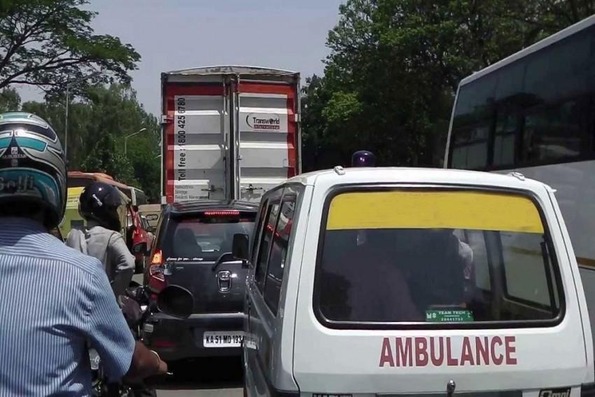 Madhya Pradesh: Scorpion-Stung Toddler Dies In Ambulance Stuck In Wedding Procession