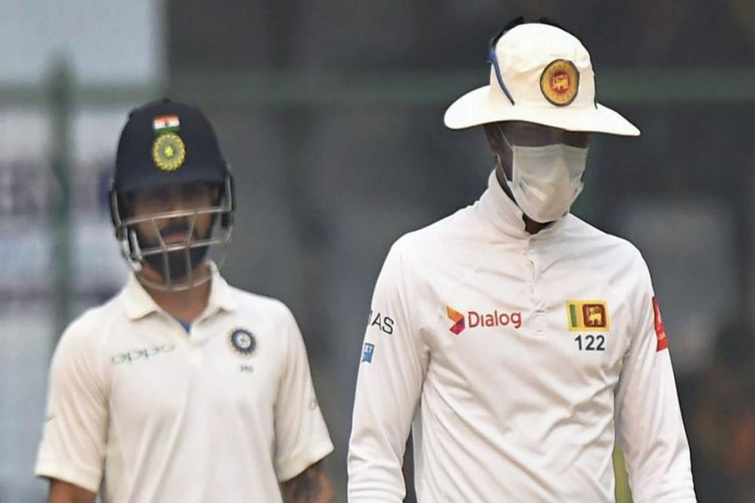 It Was A Tough Time, We Aren't Used To Pollution: Sri Lankan Captain Dinesh Chandimal After Kotla Test