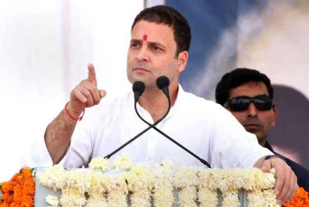 Rahul Gandhi Asks Aiyar To Apologise For 'Neech' Comment And He Obliges