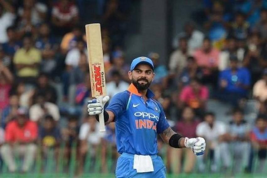 Virat Kohli Grabs No. 2 Spot In The ICC Test Rankings For Batsman