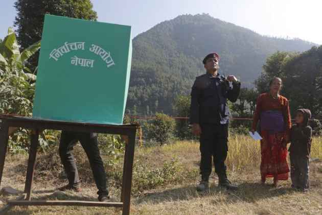 Polling Opens For Last Phase Of Nepal's Historic Provincial And Parliamentary Elections