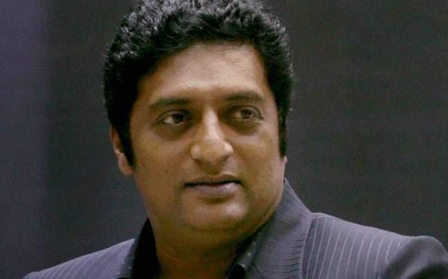 Prakash Raj Slams Union Minister Ananth Kumar Hegde For Equating Nationalism With 'Hindutva'