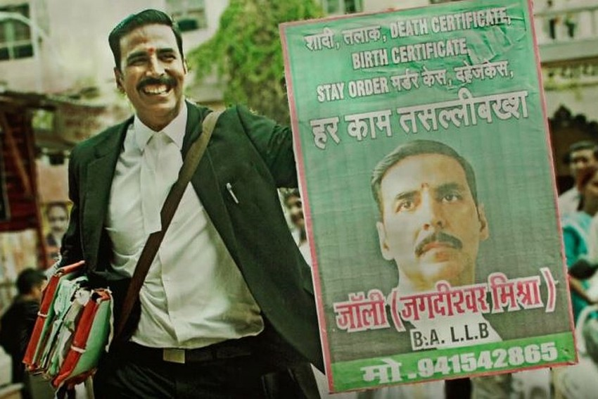 Jolly LLB 2: Double The Moralistic Cringe And Cliché Than The First Film Had To Offer