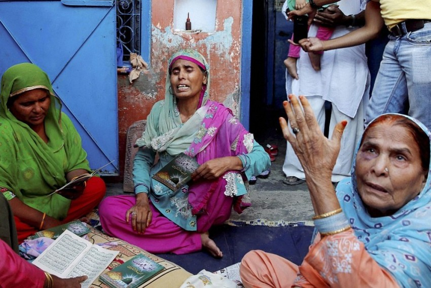 Dadri Lynching Victim Akhlaq's Son, Daughter Omitted From Voters' List