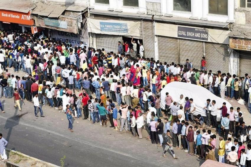 Demonetisation Decision Taken During Rajan's Tenure While Notes Have Patel's Signature, Says Report