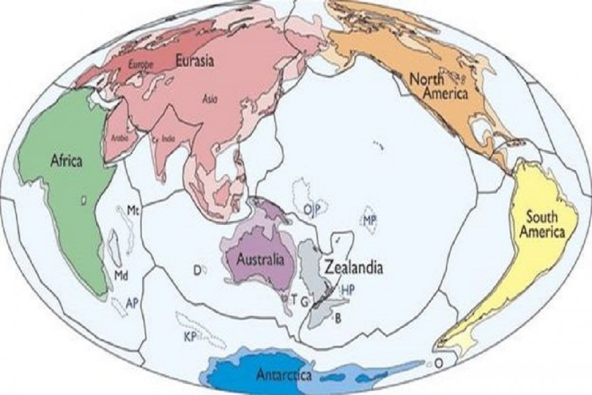 Scientists Discover 8th Continent 'Zealandia' Submerged Beneath Southwest Pacific