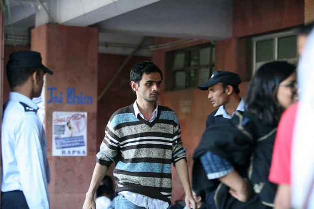 ABVP Disrupts Seminar Involving Umar Khalid in Ramjas College, Threatens Violence
