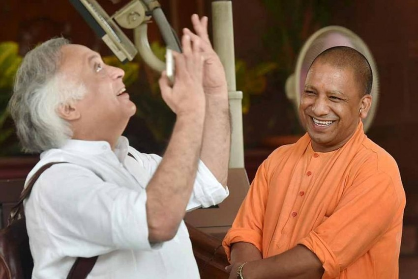 Don't Quote Data, What Matters Is Public Opinion, Says BJP MP Yogi Adityanath