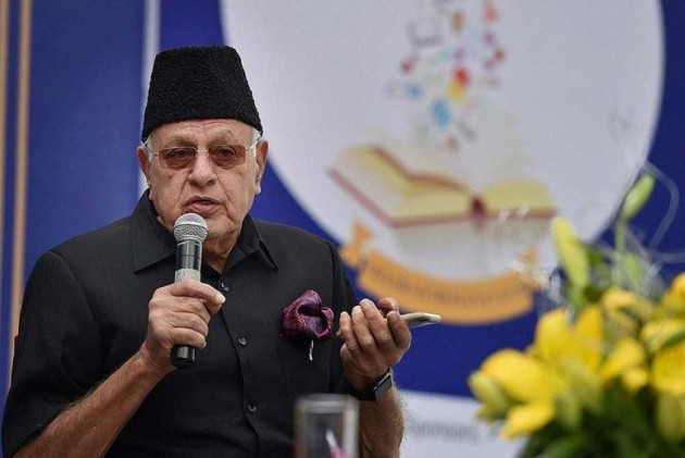 Delhi Suppressing Political Aspirations Through Administration, Military, Says Farooq Abdullah