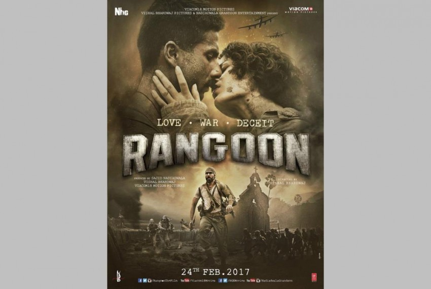 Rangoon, A Promising Child Who Grows Up Without Any Sense Of Direction
