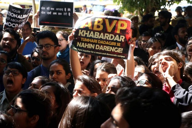 After Wrecking Havoc At Ramjas, ABVP Threat Forces Another DU College To Call Off Drama Fest