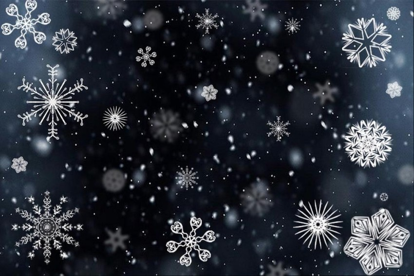<em>Snowflakes Of Time</em>: The Poetry That Grabs You