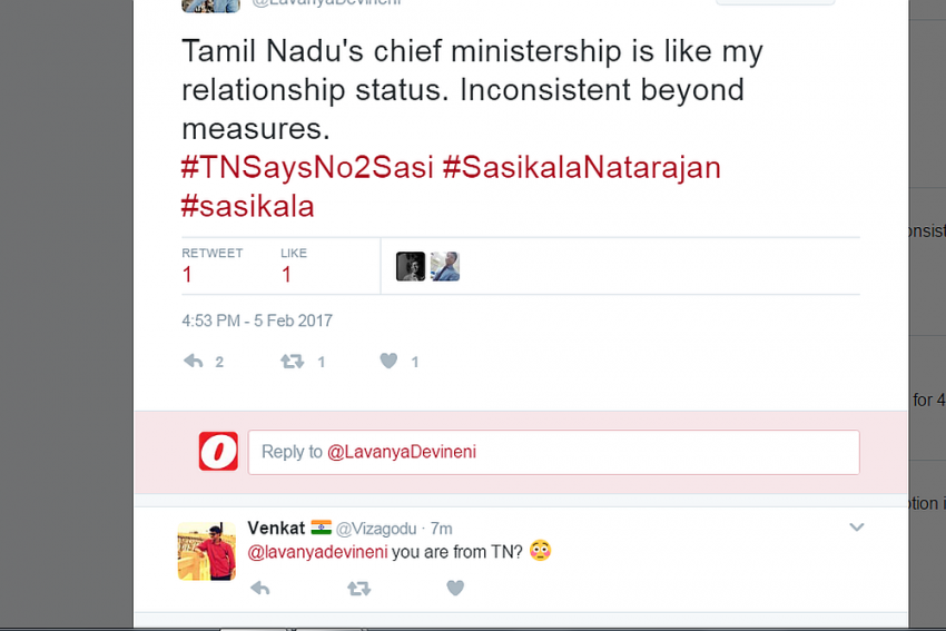 'Easy To Become CM Than Get Cash From ATM', Twitteraties React To Sasikala Becoming CM