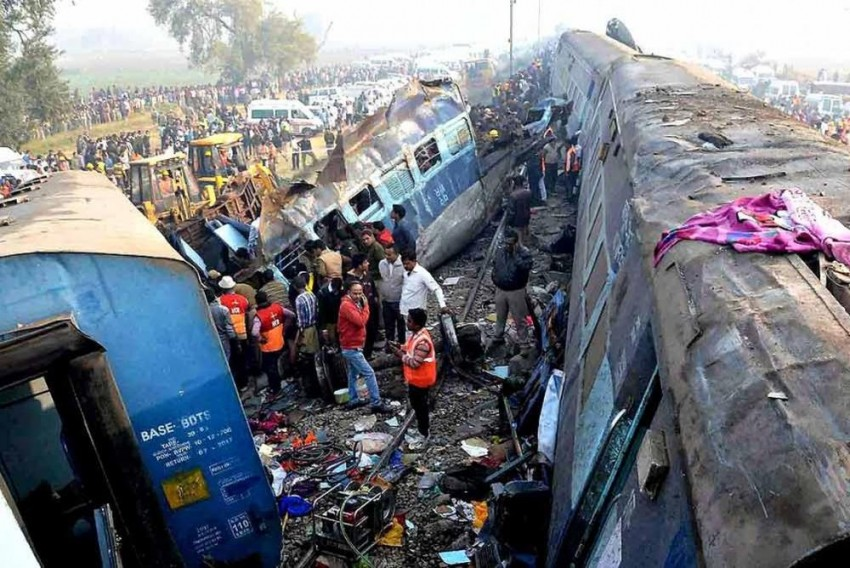Modi Blamed 'Enemy Conspiracy' But UP Railway Police Chief Says Wear-And-Tear Behind Kanpur Rail Accident