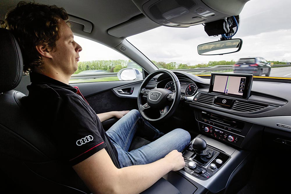 Test Drive Into The Future