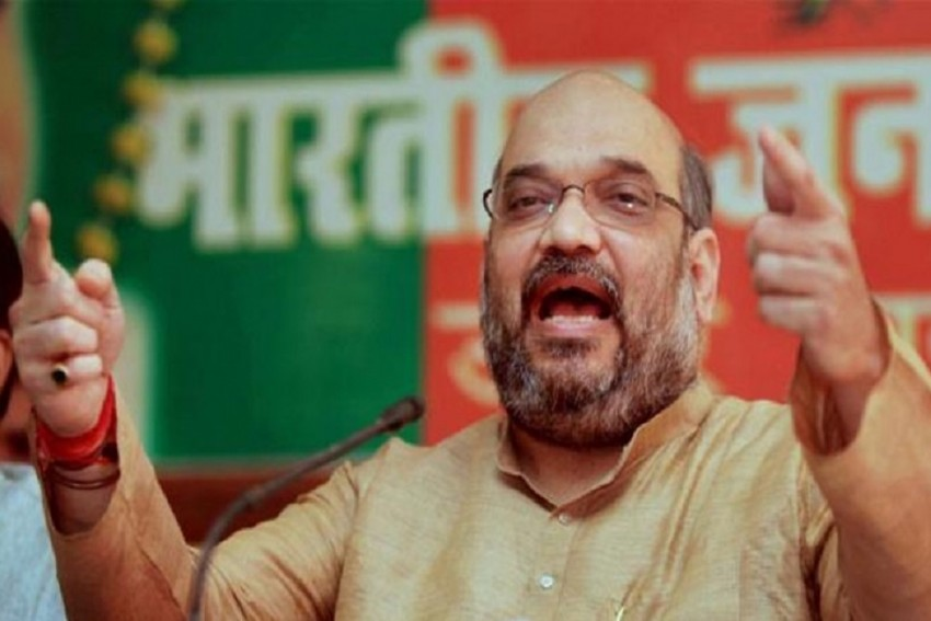 BJP Will Form Government In Four States, Says Amit Shah