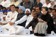 After Electoral Defeat, Congress LeadersSeek A Shake-Up In The Party